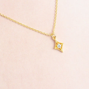Sparkling Diamonds Necklace