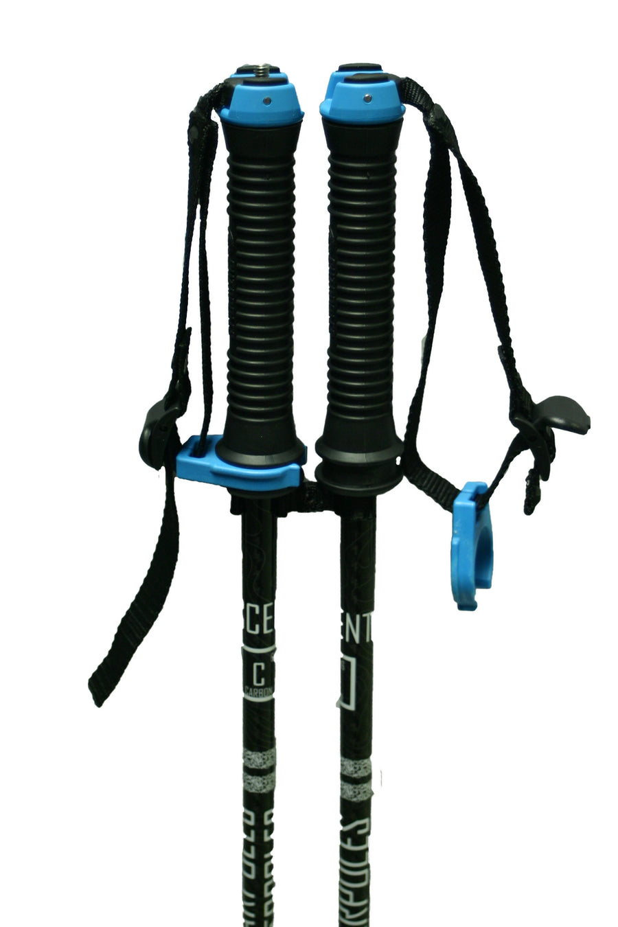 ASCENT Two-Piece Carbon Skiing/Hiking Pole