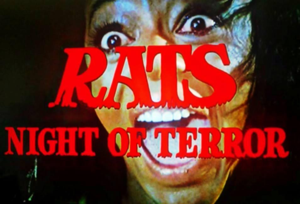 PHOTO RATS: NIGHT OF TERROR SIGNED!