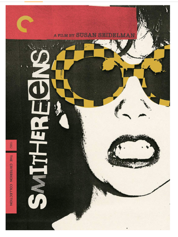 "SIGNED! DVD  ""SMITHEREENS"" MOVIE  WE  REAL PUNKS"