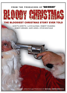 "SIGNED! DVD ""BLOODY CHRISTMAS""  FAIR to SCARY!"