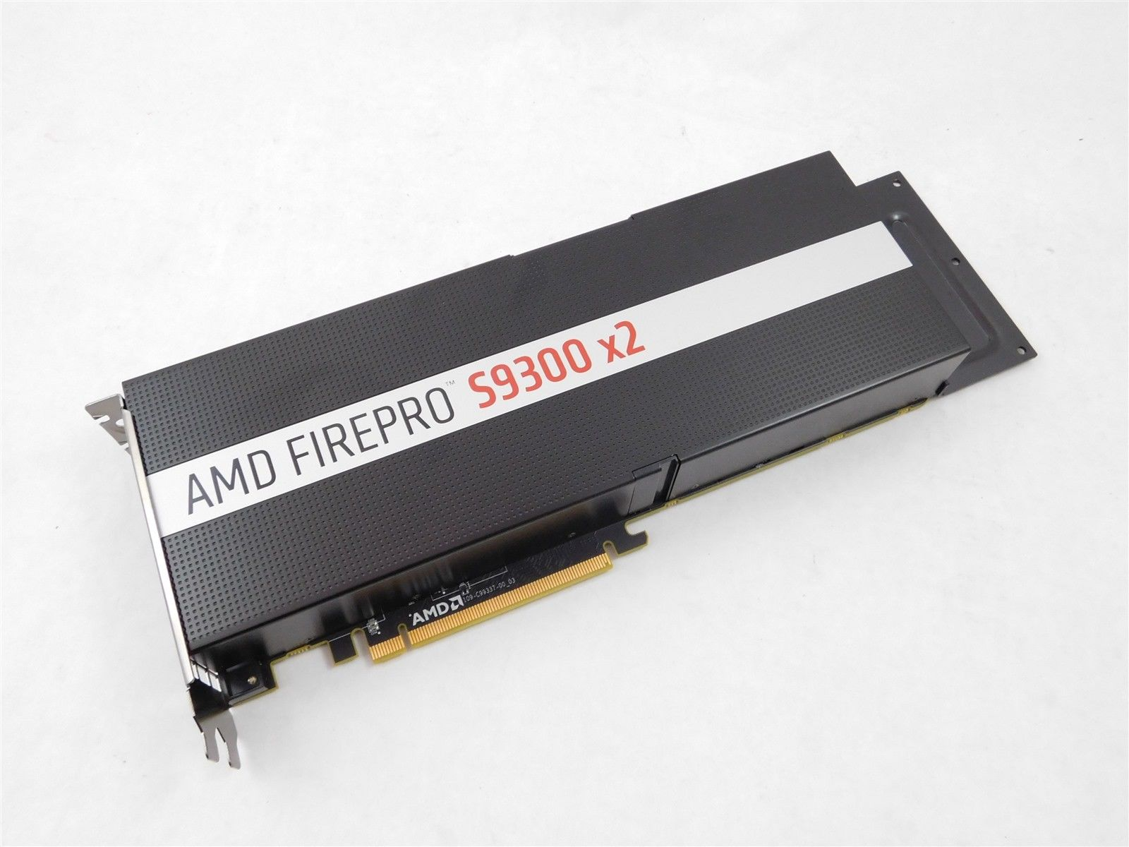 AMD FirePro S9300 X2 Server GPU 8GB HBM PCIe 3 0 GPU Accelerator - New  Factory Sealed