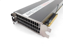 Load image into Gallery viewer, AMD FirePro S9300 X2 Server GPU 8GB HBM PCIe 3.0 GPU Accelerator - New Factory Sealed