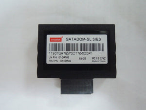 Lot of 20 Lenovo Innodisk 3IE3 SATADOM-SL 3IE3 64GB SATA 6GB/s 01GR782 01GR785