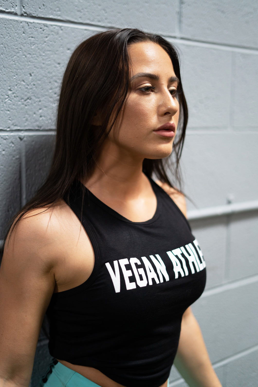 VEGAN ATHLETE TANK TOP