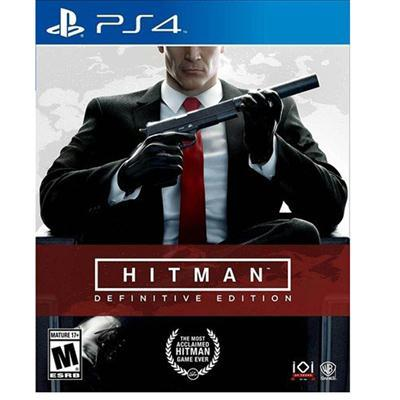 Hitman Definitive Edition PS4