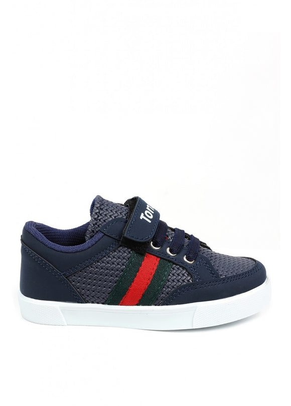 Kid's Patterned Casual Shoes - Outlist
