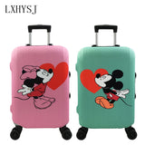 Travel Elasticity Luggage Protective Cover, Suitable19-32 Inch , Trolley Case Suitcase Dust Cover Travel Accessories - Outlist