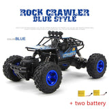 Outlist 28cm RC Car 1/16 4WD  4x4 Driving Car Double Motors Drive Bigfoot Car Remote Control Car Model Off-Road Vehicle Toy