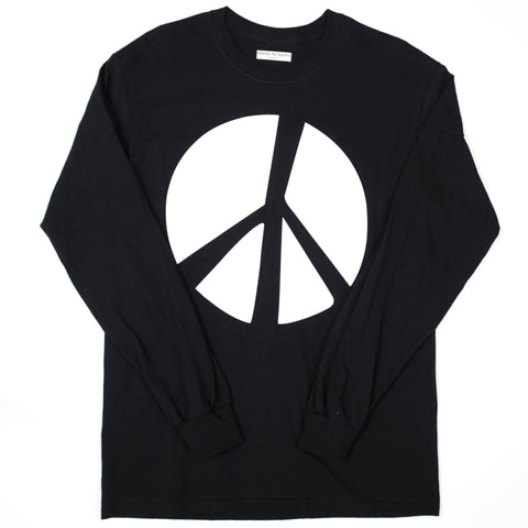 PEACE OUT LONG SLEEVE TSHIRT