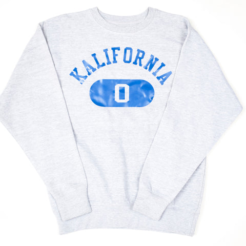 KALIFORNIA CREW NECK SWEATSHIRT