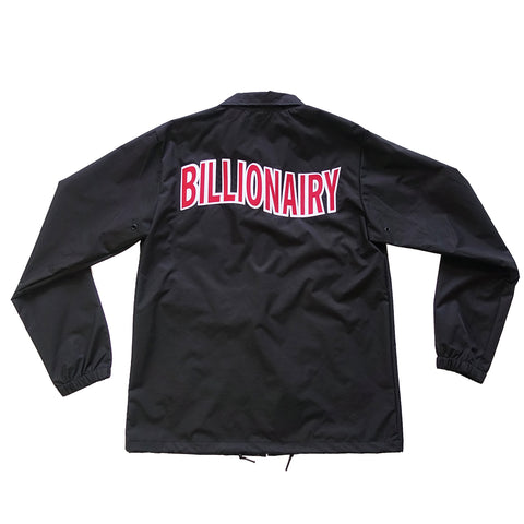 Billionairy Coach Jacket