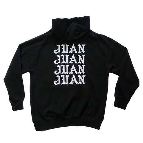 The Life of Juan Hoodie