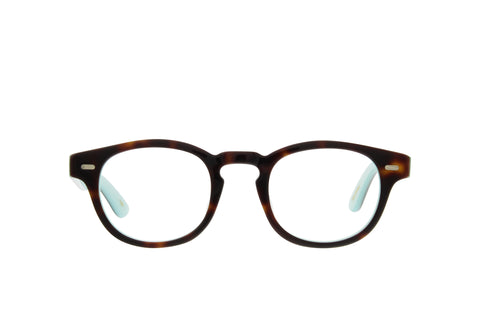 Kalifornia Tortoise/ Blue Optical