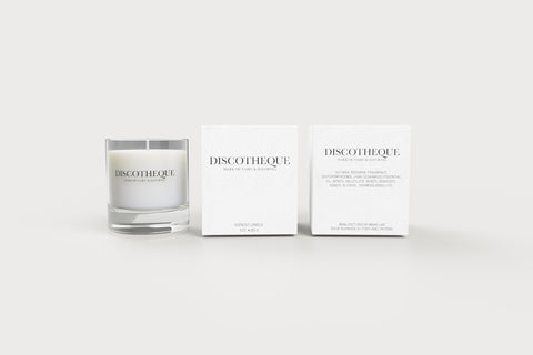DISCOTHEQUE CANDLE