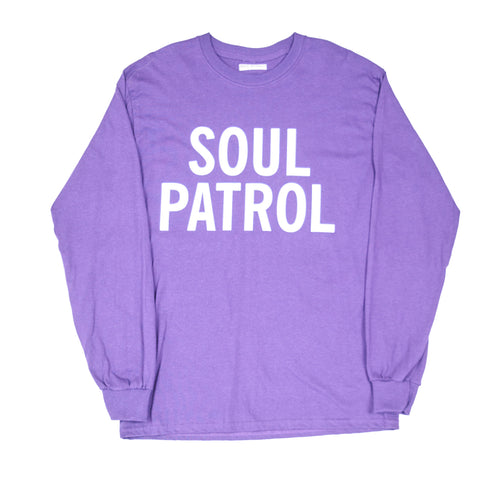 SOUL PATROL LONG SLEEVE TSHIRT