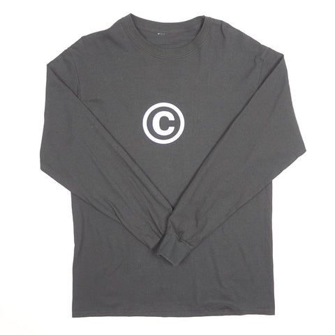 COPYRIGHT LONG SLEEVE TSHIRT