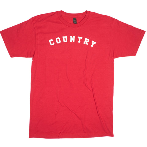 COUNTRY TSHIRT