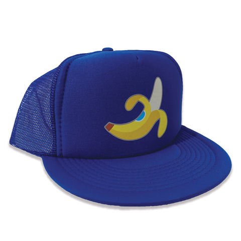 Banana Mesh Cap - Royal Blue