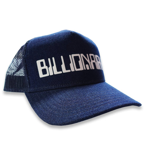 Billionairy Denim Trucker