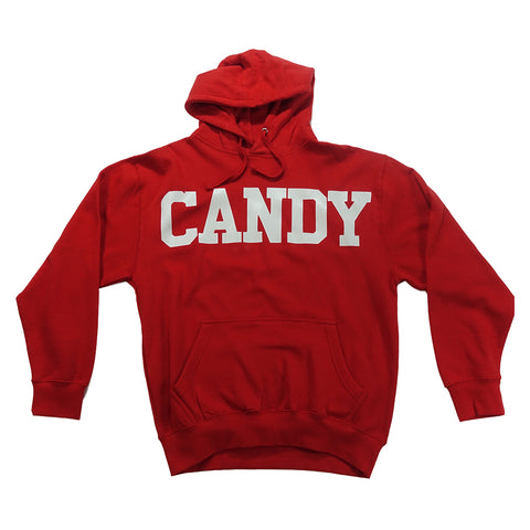 Candy Red Hoodie