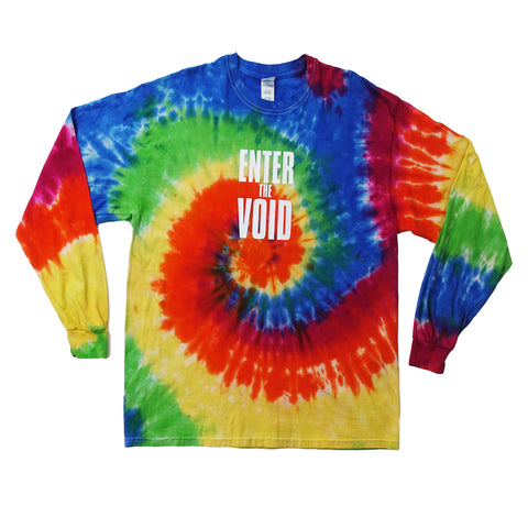 Enter The Void Tie Dye L/S