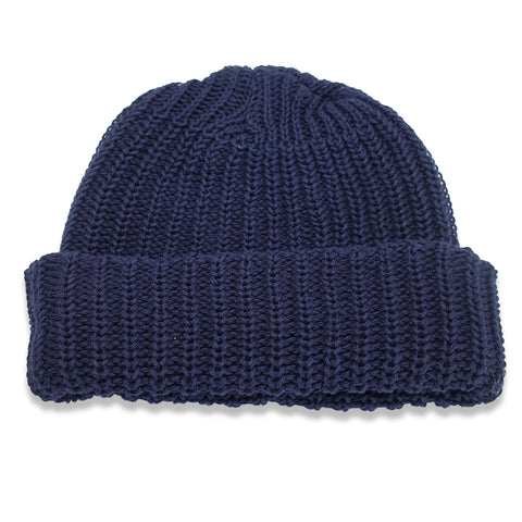 Cousteau Watch Cap- Navy