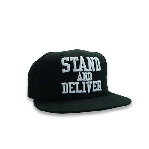 Stand And Deliver Snapback