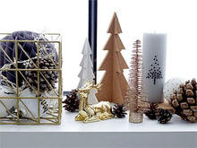 Load image into Gallery viewer, White Porcelain Christmas Tree