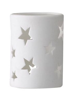 Porcelain Votive Holder