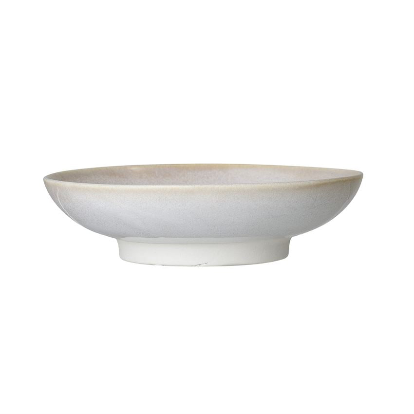 Stoneware Carrie Serving Bowl