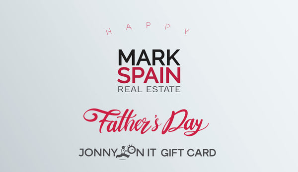 Mark Spain Father's Day Gift Card