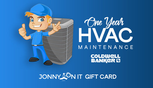 Coldwell Banker HVAC Maintenance Gift Card