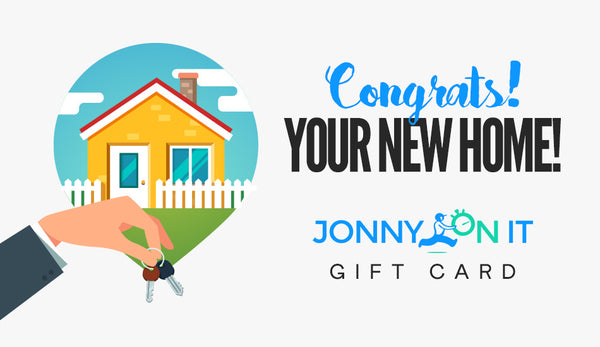 New Home Owner Gift Card