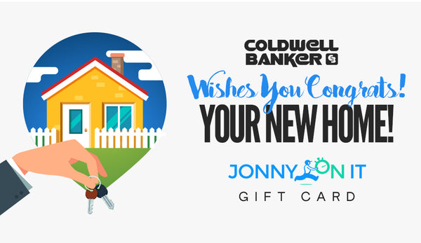 Coldwell Banker New Home Owner Gift Card
