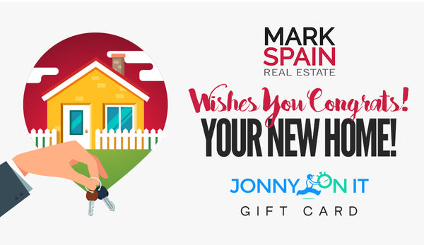Mark Spain New Home Owner Gift Card