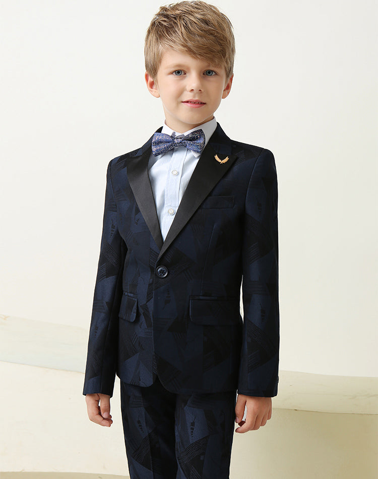 Midnight Blue Tux