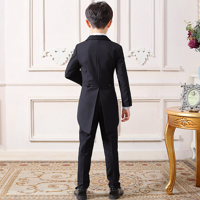 Black Classic Tuxedo with Tail