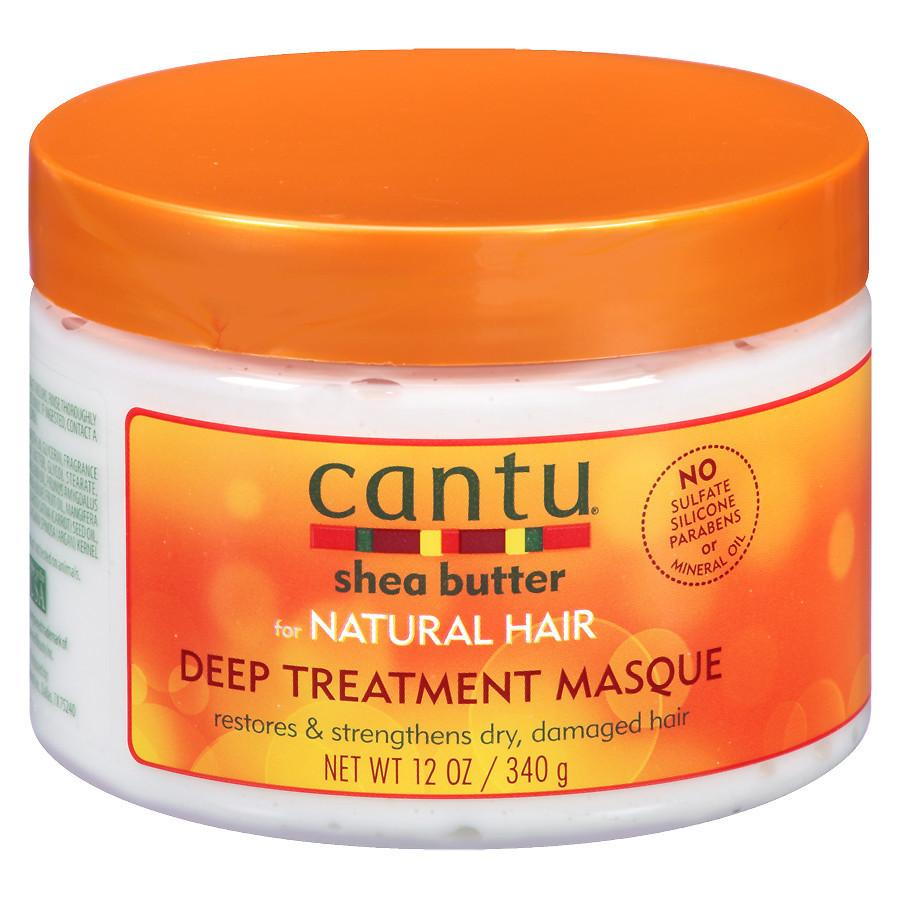 CANTU NATURAL DEEP TREAT MASQUE