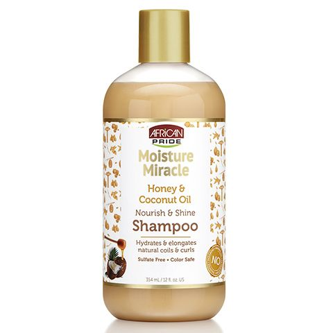 HONEY & COCONUT OIL SHAMPOO