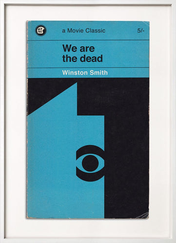 Big Brother 1984 67 Inc Book Cover