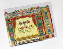 Load image into Gallery viewer, Pantomime Theatre Advent Calendar by Emily Sutton
