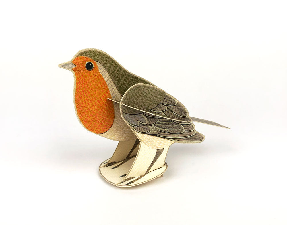 Art Angels Pop-Out Robin by Alice Melvin
