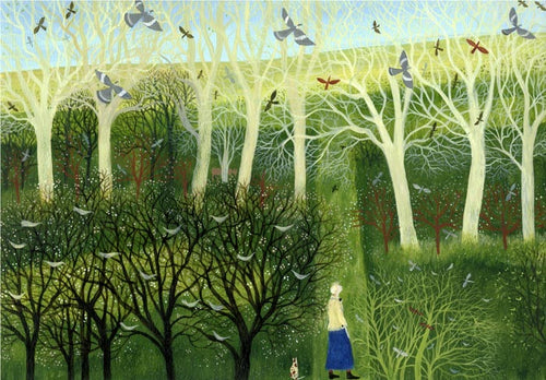 A little walk after tea Dee Nickerson