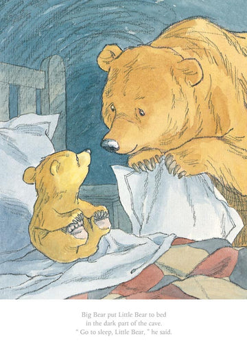 Barbara Firth - Big Bear put Little Bear to bed