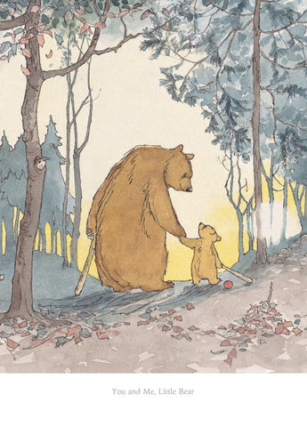 Barbara Frith - You and me, Little Bear