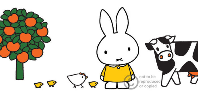 Dick Bruna - Miffy on the farm