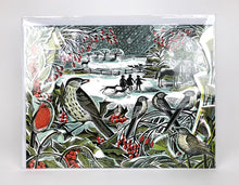 Load image into Gallery viewer, Holly Hedge Advent Calendar By Angela Harding