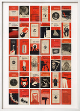 Load image into Gallery viewer, Horror Movies Book Covers A to Z