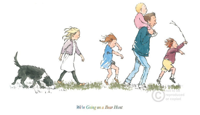 Helen Oxenbury - We're going on a Bear Hunt